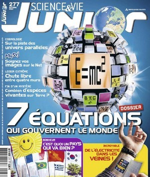 sciences et vie junior 150